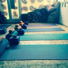 Yoga studio Chandlers Ford
