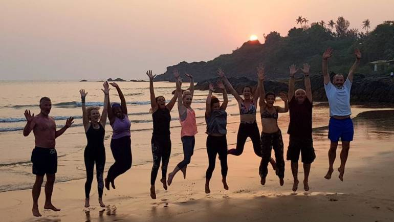 Goa Retreat 2019